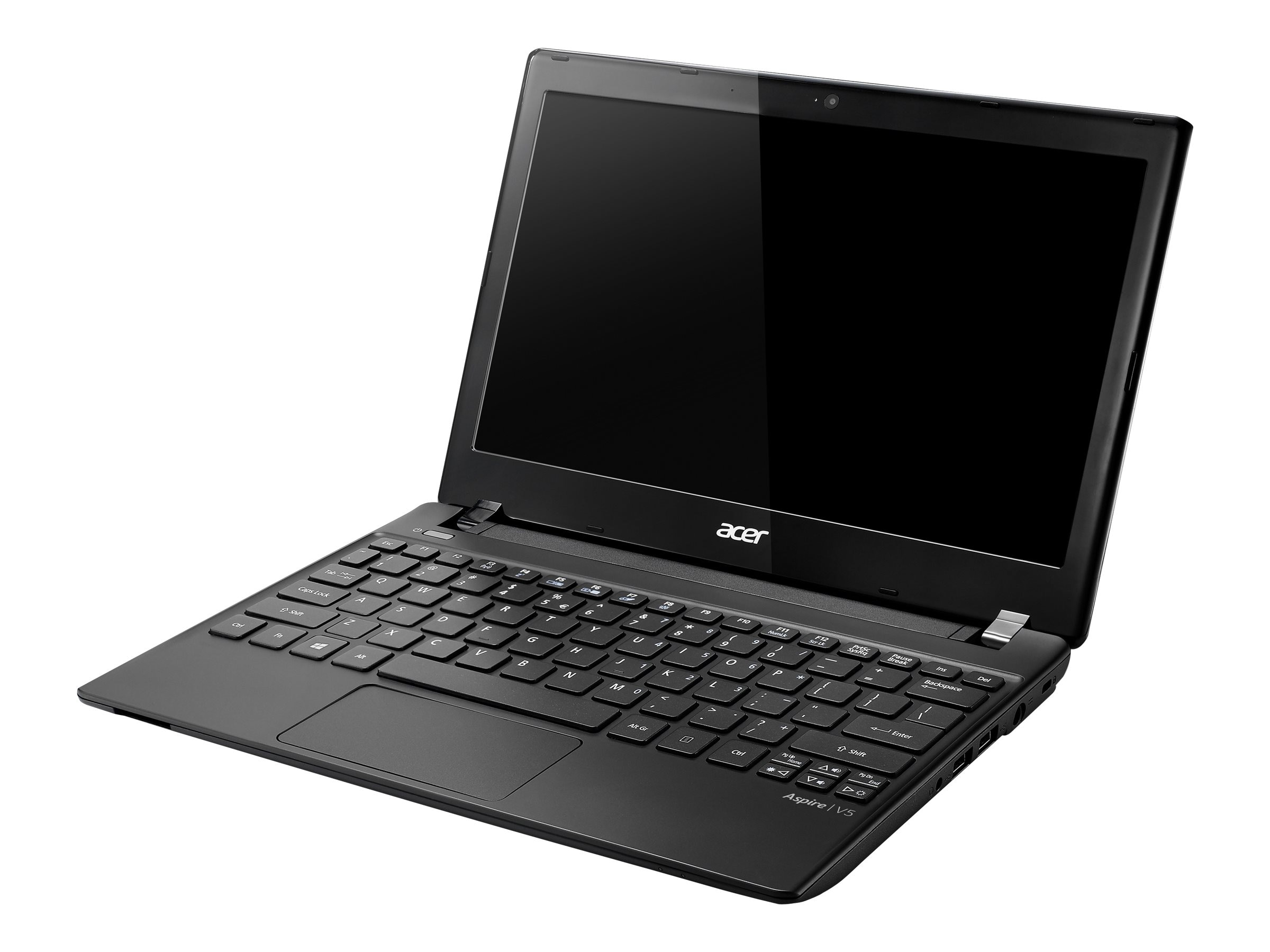 Acer Aspire V5-131-2680 Celeron 1007U 1.6GHz 4GB 500GB abgn NIC BT WC 6C 11.6 HD W7HP64