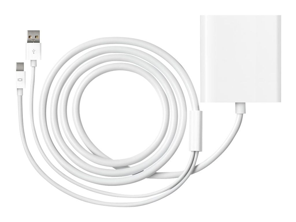 Apple Mini DisplayPort to Dual-Link DVI Adapter, MB571Z/A