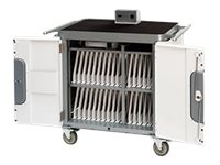 Bretford Manufacturing 30-Unit Mobility Cart for MacBooks, TX323BG1, 17411623, Computer Carts