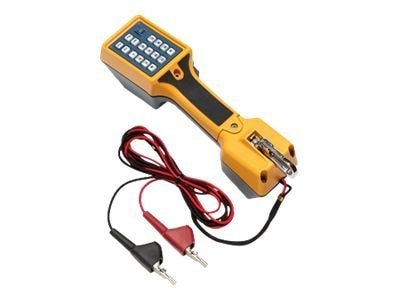 Fluke TS22A Test Set with Piercing Pin Clips, 22801001, 6218828, Network Test Equipment