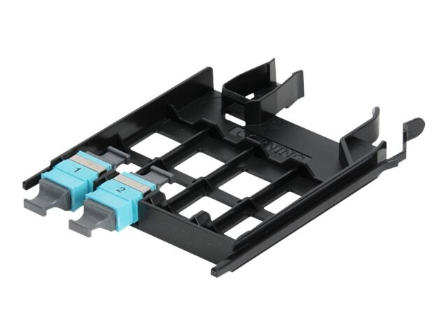 Corning 24-FIBER MTP CONNECTOR PANEL, EDGE-CP24-E3, 11901120, Patch Panels