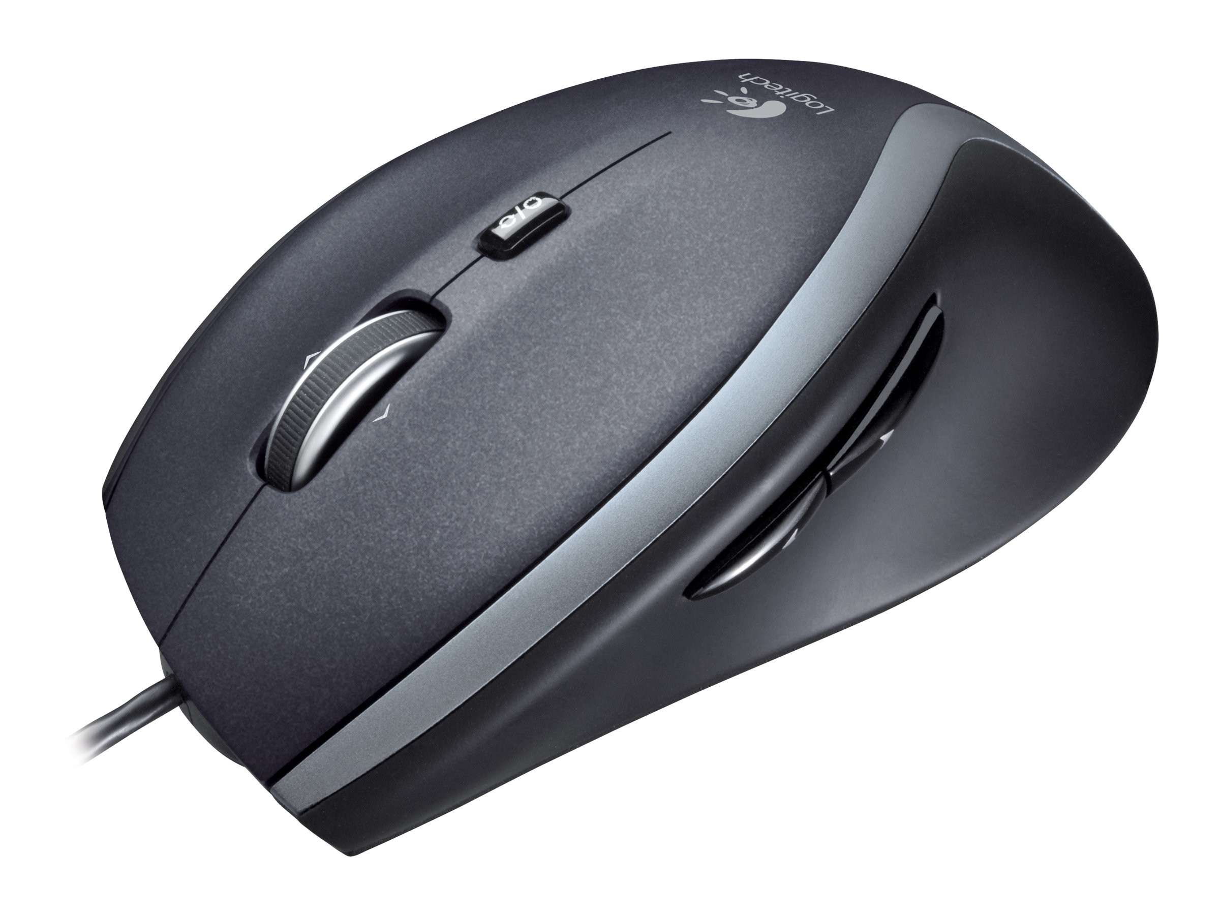 Logitech Corded, Fast-Scrolling Mouse M500, 910-001204, 9883989, Mice & Cursor Control Devices