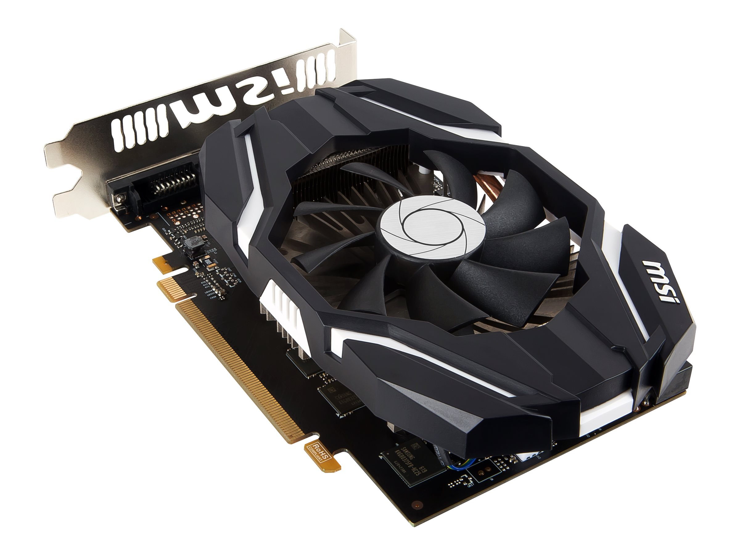 Microstar NVIDIA GeForce GTX 1060 PCIe 3.0 x16 Overclocked Graphics Card, 3GB GDDR5