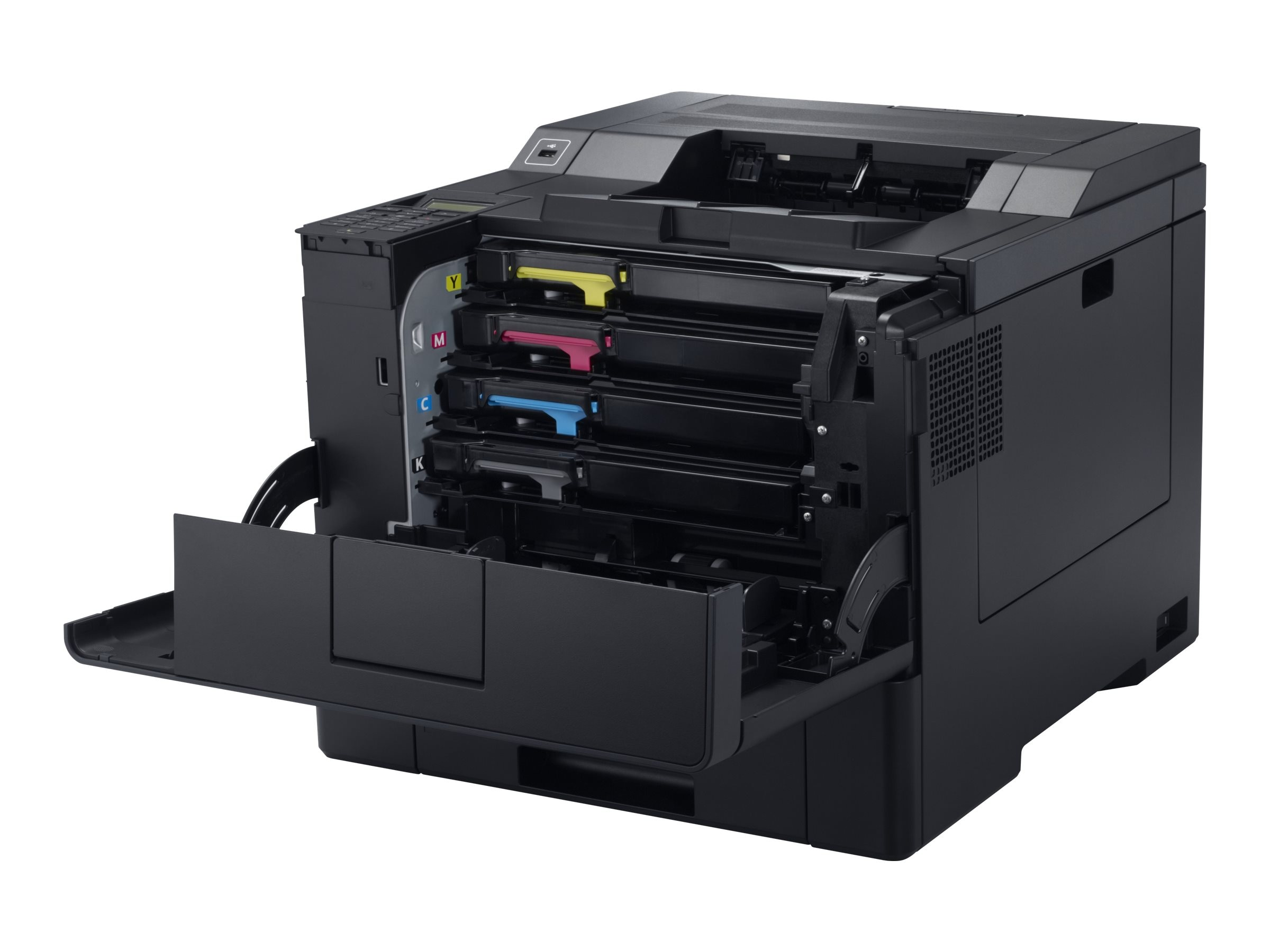 Dell C3760dn Color Laser Printer (TAA Compliant), 1W6J4