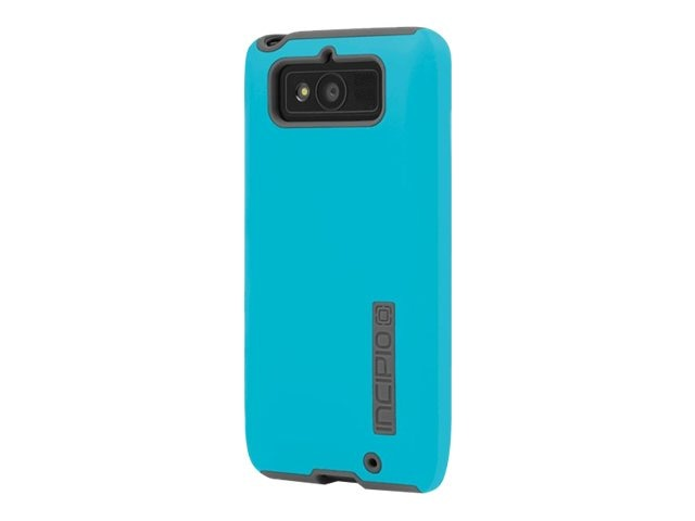 Incipio DualPro Hybrid Case for Motorola Droid Mini, Blue Gray