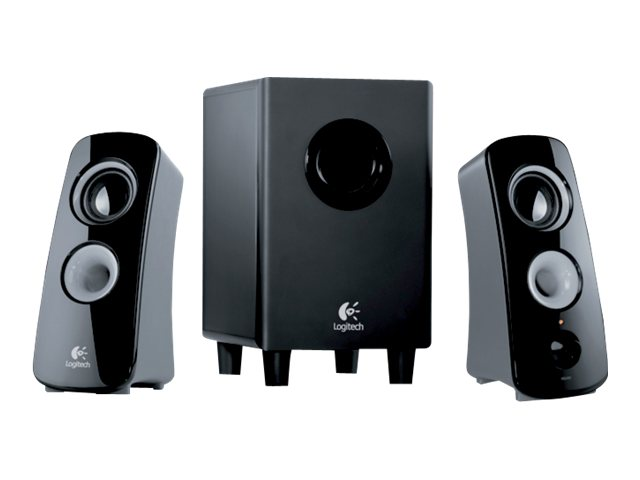 Logitech Z323 2.0 Omni-directional Speakers, 980-000354, 9987690, Speakers - PC