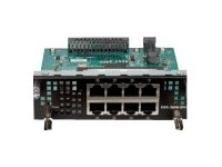 D-Link DXS-3600-EM-8T 8-Port 1000G Base-TCPNT Expansion Module for DXS-3600, DXS-3600-EM-8T, 14790357, Network Device Modules & Accessories