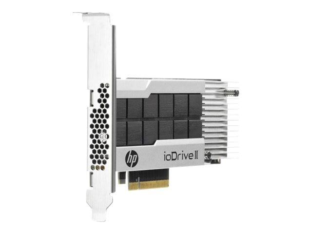 HPE 1205GB Multi Level Cell G2 PCIe ioDrive2 for ProLiant Servers, 673646-B21, 14053605, Solid State Drives - Internal