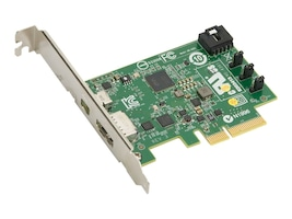 Supermicro Thunderbolt 2 PCIe 2.0 x4 Add-in Card for SuperServers, AOC-TBT-DSL5320, 28666761, Controller Cards & I/O Boards