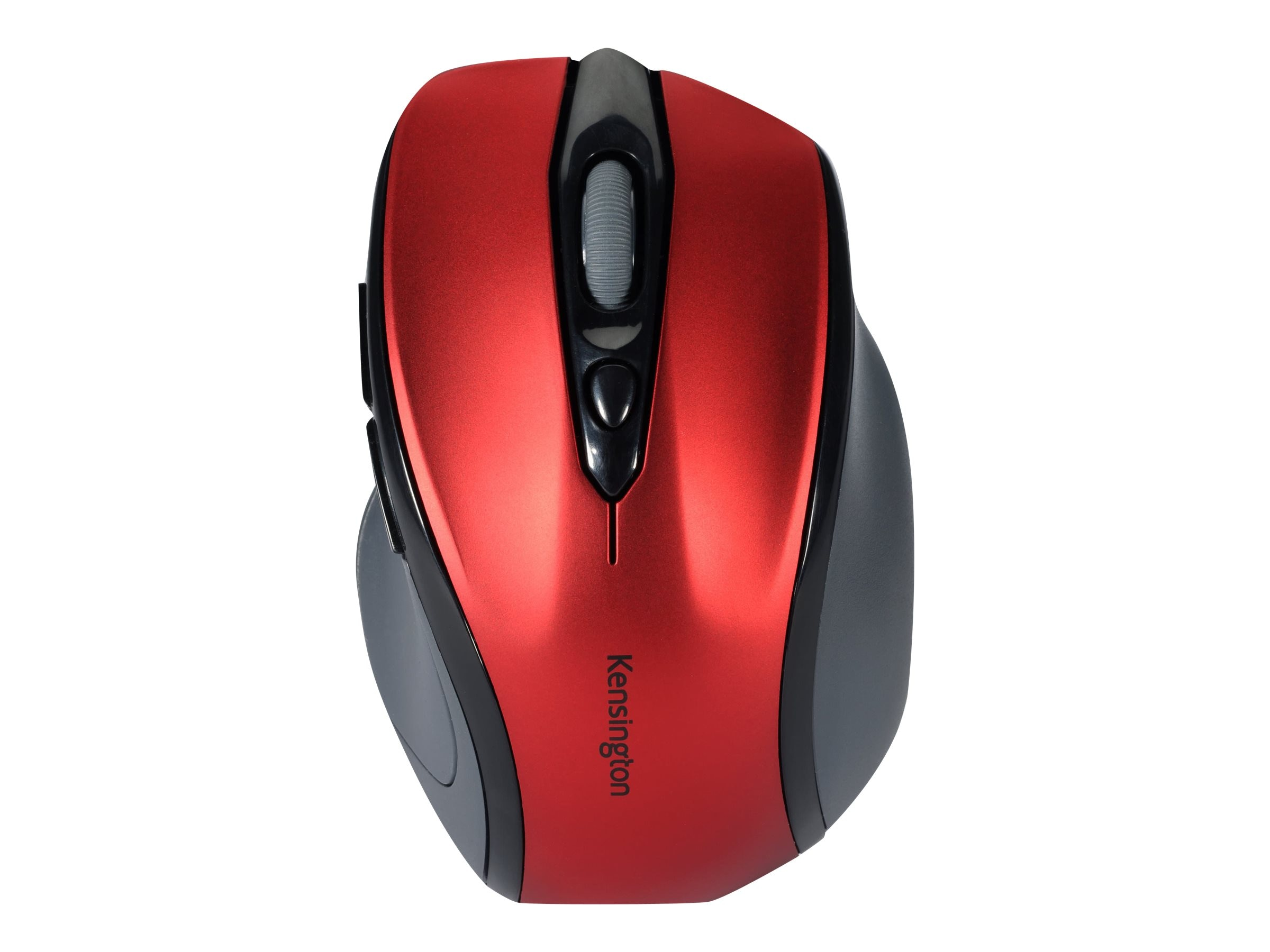 Kensington Pro Fit Mid-Size Wireless Mouse, Ruby Red, K72422AM