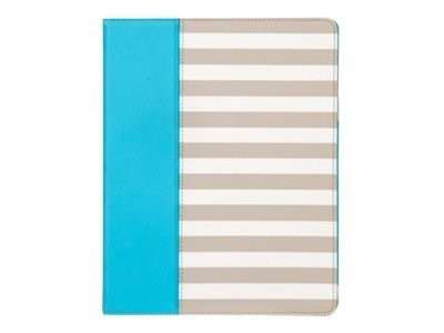 Griffin ELAN Folio IPAD2 2S Media Mashup Stripes, GB03844, 14649661, Carrying Cases - Other