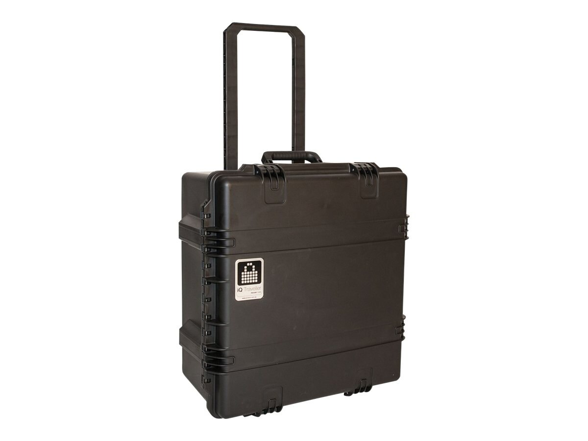 Lock N Charge iQ Travel Case 20 iPad Transport Case, LNC7101, 17376426, Computer Carts