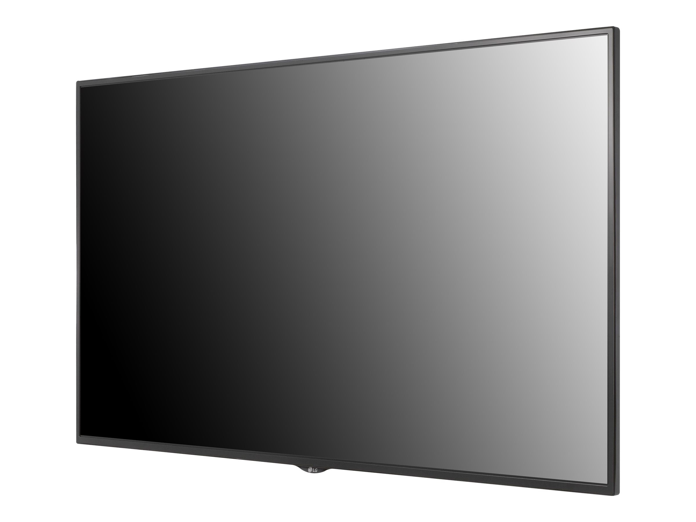 LG 86 UH5C-B Ultra HD LED-LCD Display, Black