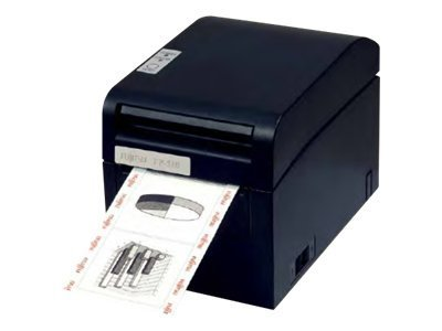 Fujitsu FP-510 Dual Interface Serial & USB Single Station Thermal Printer - Black, KA02041-D772, 12402761, Printers - POS Receipt