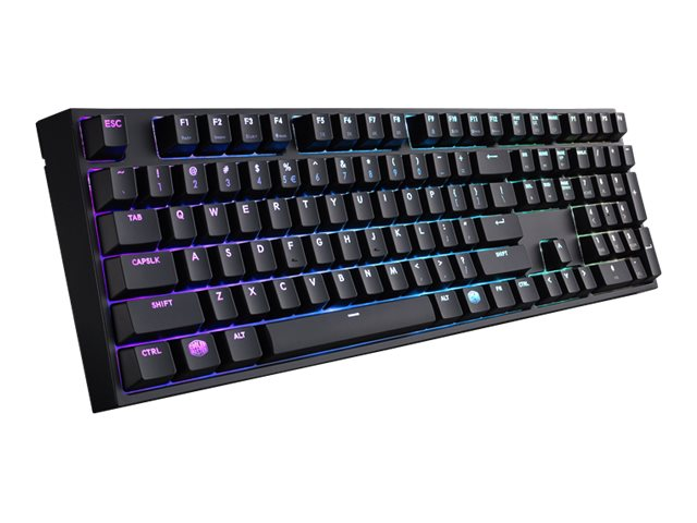 Cooler Master MasterKeys Pro L, Red, SGK-6020-KKCR1-US