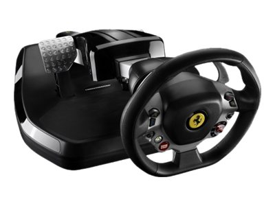 Thrustmaster Ferrari Vibration Wireless Cockpit 458 Italia Edition, X360, 4460096, 14708691, Video Gaming Accessories