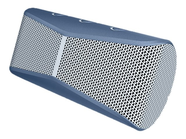 Logitech X300 Wireless Mobile Speaker - Purple White