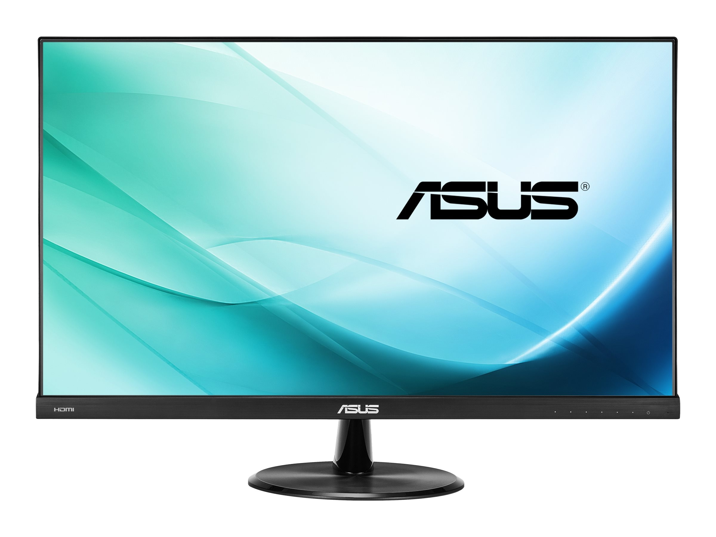 Asus 23 VP239H-P Full HD LED-LCD Monitor, Black