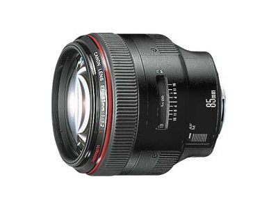 Canon EF 85mm f 1.2L II USM Lens, 1056B002, 7078880, Camera & Camcorder Lenses & Filters