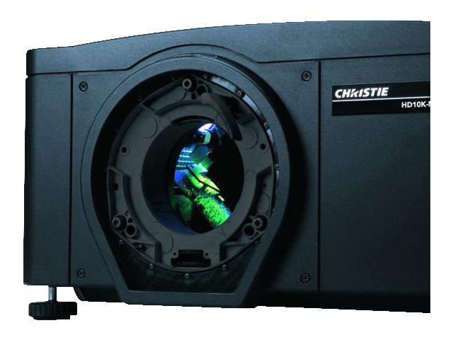 Christie HD14K-M 1080 HD 3DLP Projector, 12000 Lumens, Black