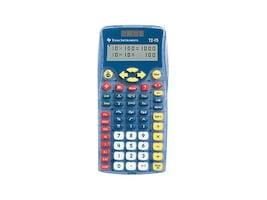 TI TI 15 Explorer Calculator (Bulk), 15/BK/C, 16837981, Calculators