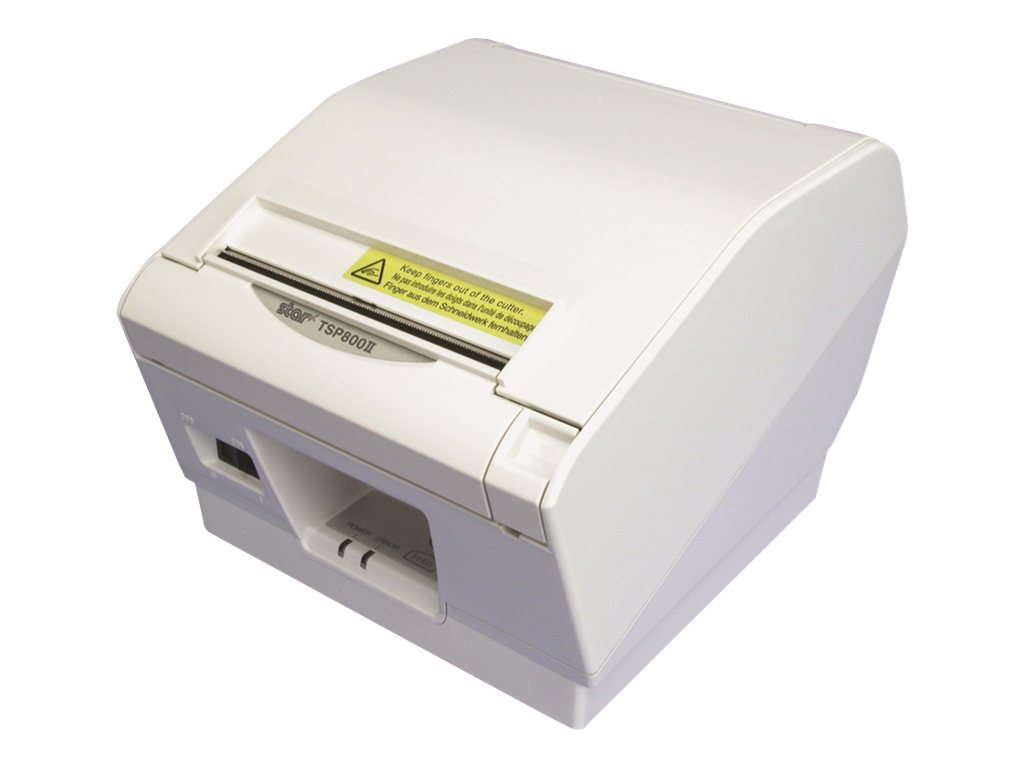Star Micronics TSP847IIU-24 TSP800 Thermal USB Printer - Putty w  Auto-Cutter Tear