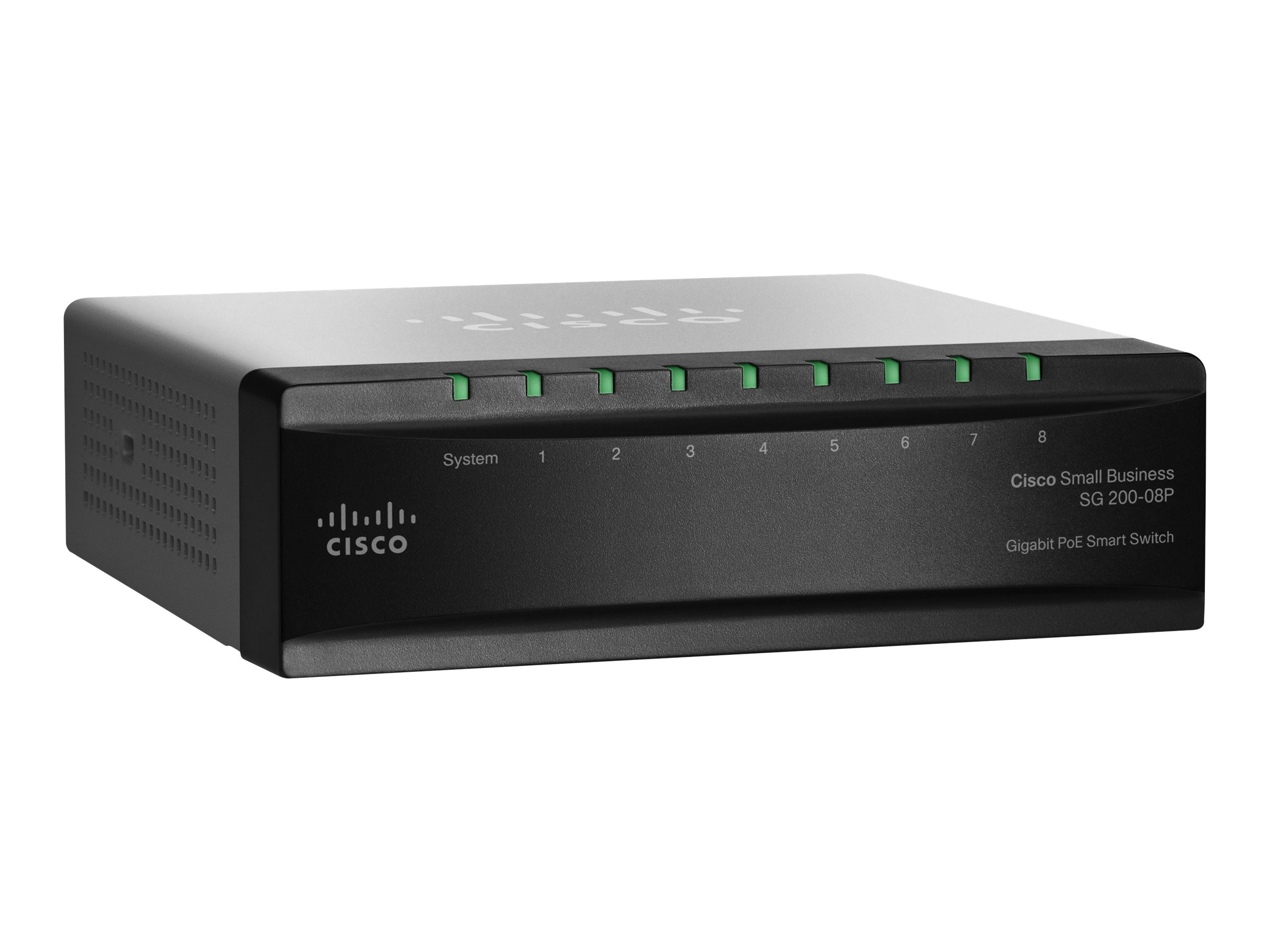 Cisco SLM2008PT-UK Image 3