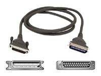 Belkin Pro Series Printer Cable, DB25 (M) to 36-pin Centronics (M), Black, 15ft