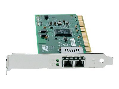 Allied Telesis Gigabit Ethernet 1000BSX LC Fiber Adapter Card, TAA, AT-2931SX/LC-901, 7895257, Network Adapters & NICs