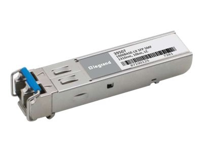 C2G Brocade E1MG-LX-OM 1000Base-LX SMF SFP (Mini-GBIC) Transceiver