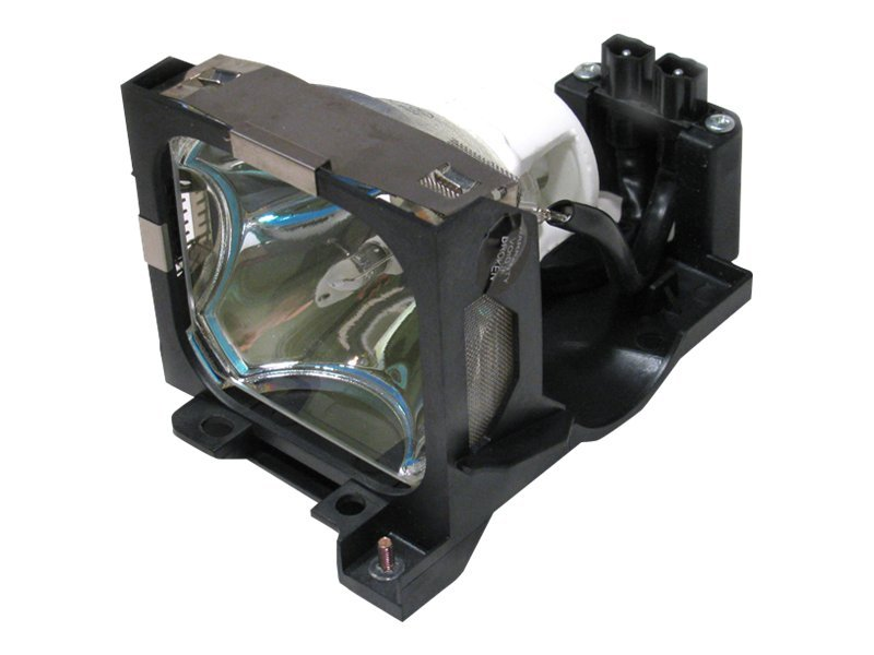 Ereplacements Front projector lamp for Mitsubishi LVP-XL25, LVP-XL25U, LVP-XL30, LVP-XL30U., VLT-XL30LP-ER, 11147593, Projector Lamps