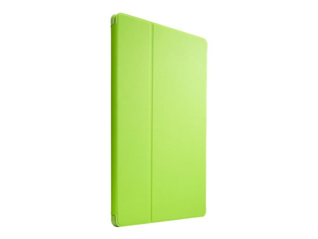 Case Logic Snap View Folio for iPad Air, Lime, CSIE-2136LIMEGREEN, 17647468, Carrying Cases - Tablets & eReaders