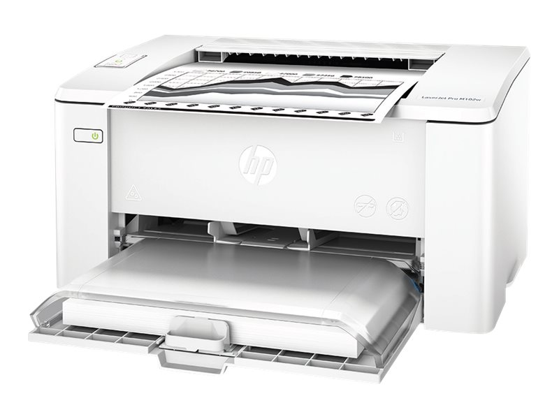 HP LaserJet Pro M102w Printer ($159 - $40 Instant Rebate = $119 Expires 12 31 16)
