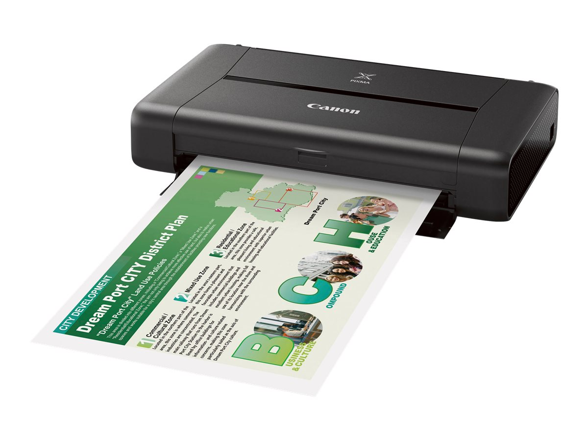 Canon IP110 Wireless Mobile Inkjet Printer