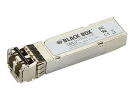 Black Box 10GBase-SR LC MM SFP+ Transceiver, LSP421, 32737955, Network Transceivers