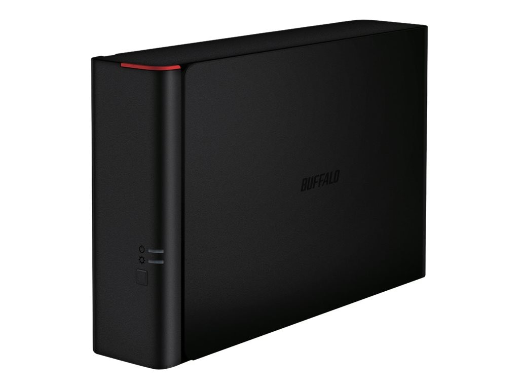 BUFFALO 2TB LinkStation 410 NAS, LS410D0201, 15745814, Network Attached Storage