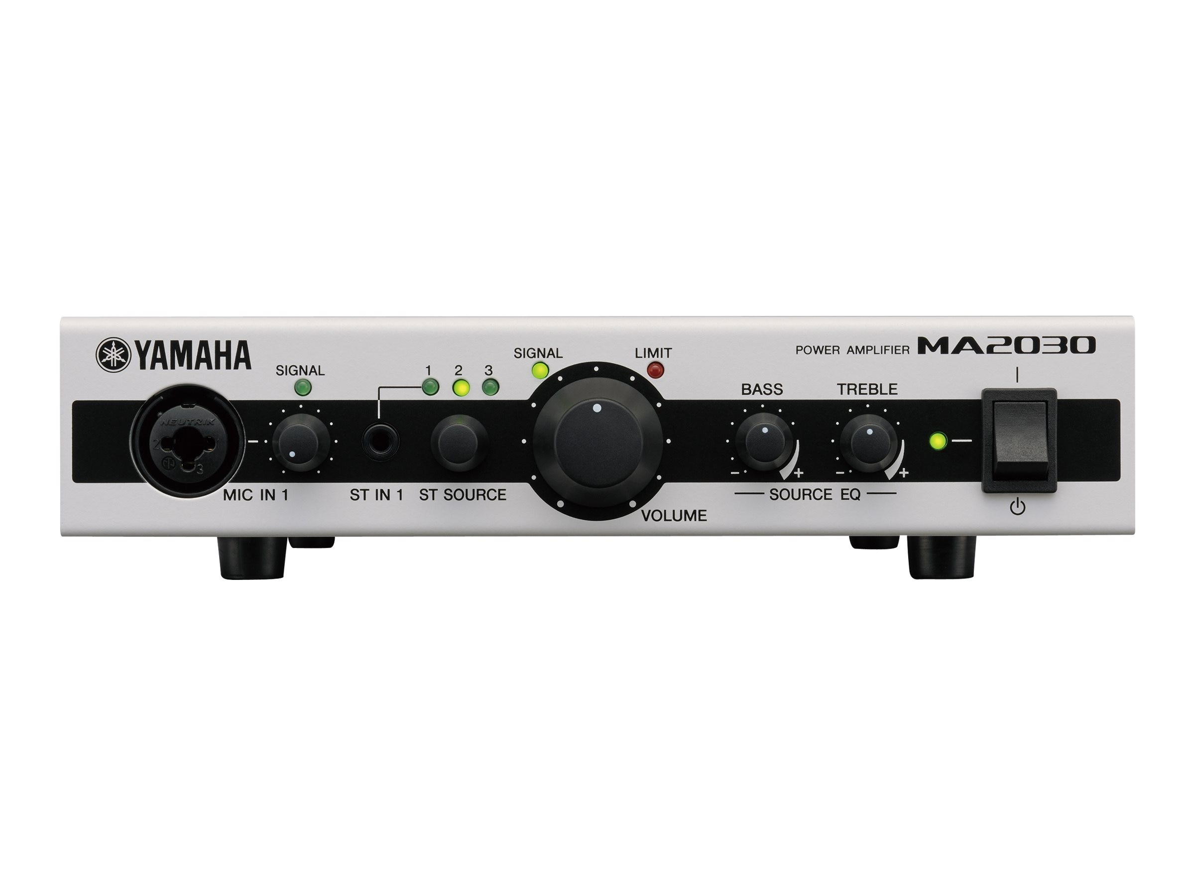 Yamaha Commercial Mixer  Amplifier, MA2030