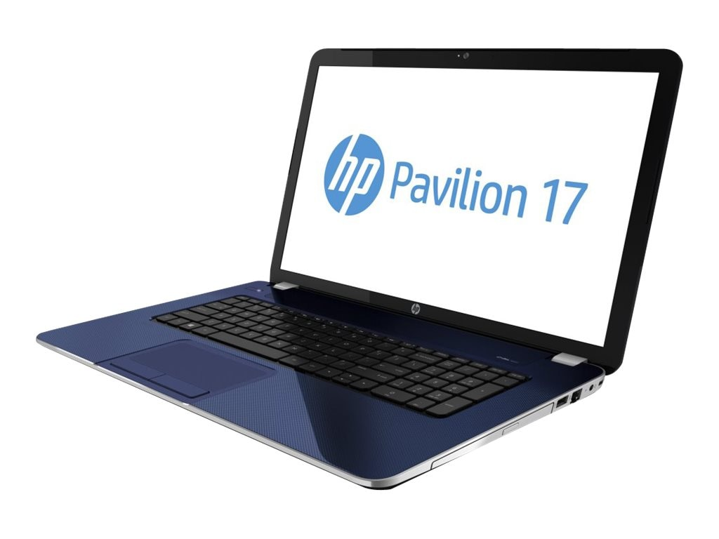 HP Pavilion 17-E195nr : 1.5GHz A4-Series 17.3in display