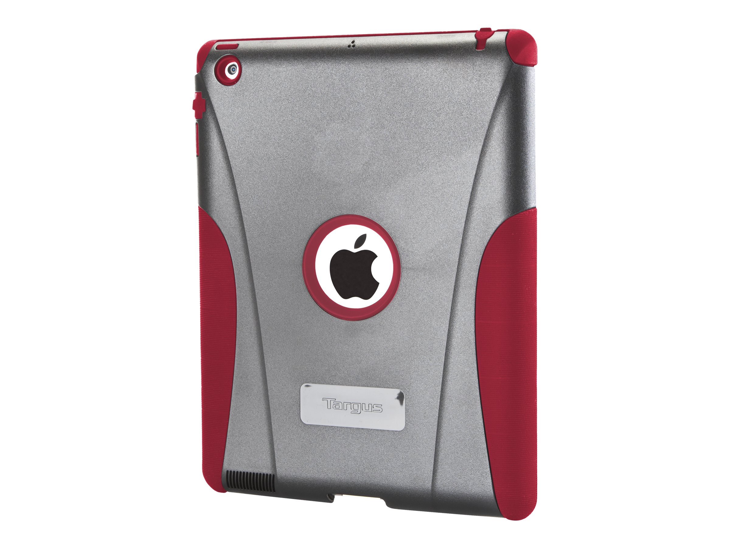 Targus Rugged Safeport Case for iPad 3 4, Red, THD04503US