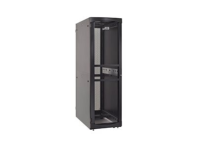 Eaton RS Server Enclosure 45U x 600mm x 1100mm, No Sides, Black