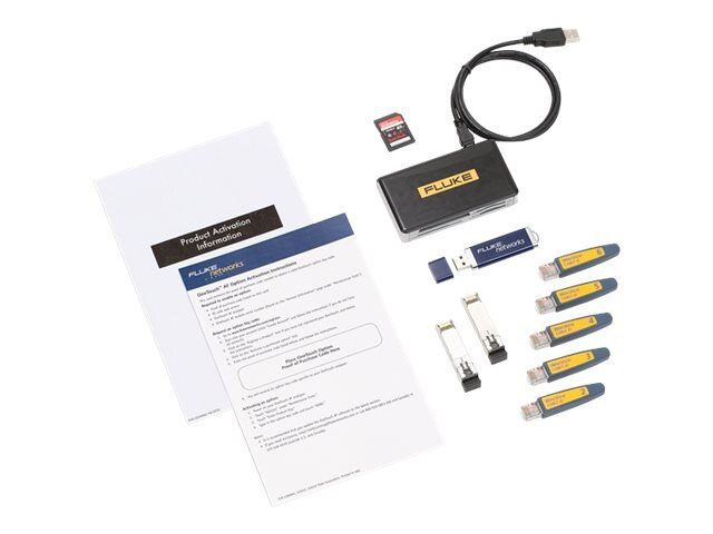 OneTouch At Capture And Adv Tests Option, 1T-CAP-ADV-OPT, 15682420, Network Test Equipment