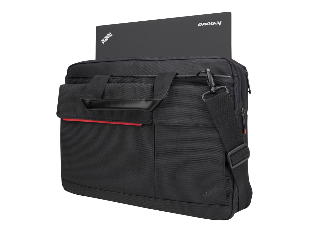 Lenovo ThinkPad Professional Slim Topload Case, 4X40E77325, 16779910, Carrying Cases - Notebook