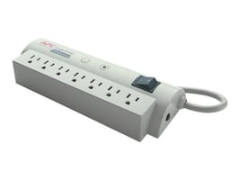 APC Professional SurgeArrest (7) Outlets, Phone Line Protection, PRO7T, 9684, Surge Suppressors