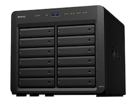 Synology DiskStation DS3617xs Storage, DS3617XS, 33658773, Network Attached Storage