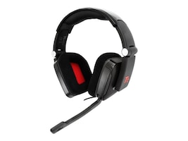 Thermaltake Gaming Headset Black, HT-SHK002ECBL, 12393905, Headsets (w/ microphone)
