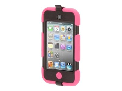 Griffin Survivor Rugged case for Touch 4G, Pink