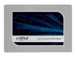 Crucial 500GB MX200 SATA 6Gb s 2.5 7mm Internal Solid State Drive, CT500MX200SSD1, 18466301, Solid State Drives - Internal