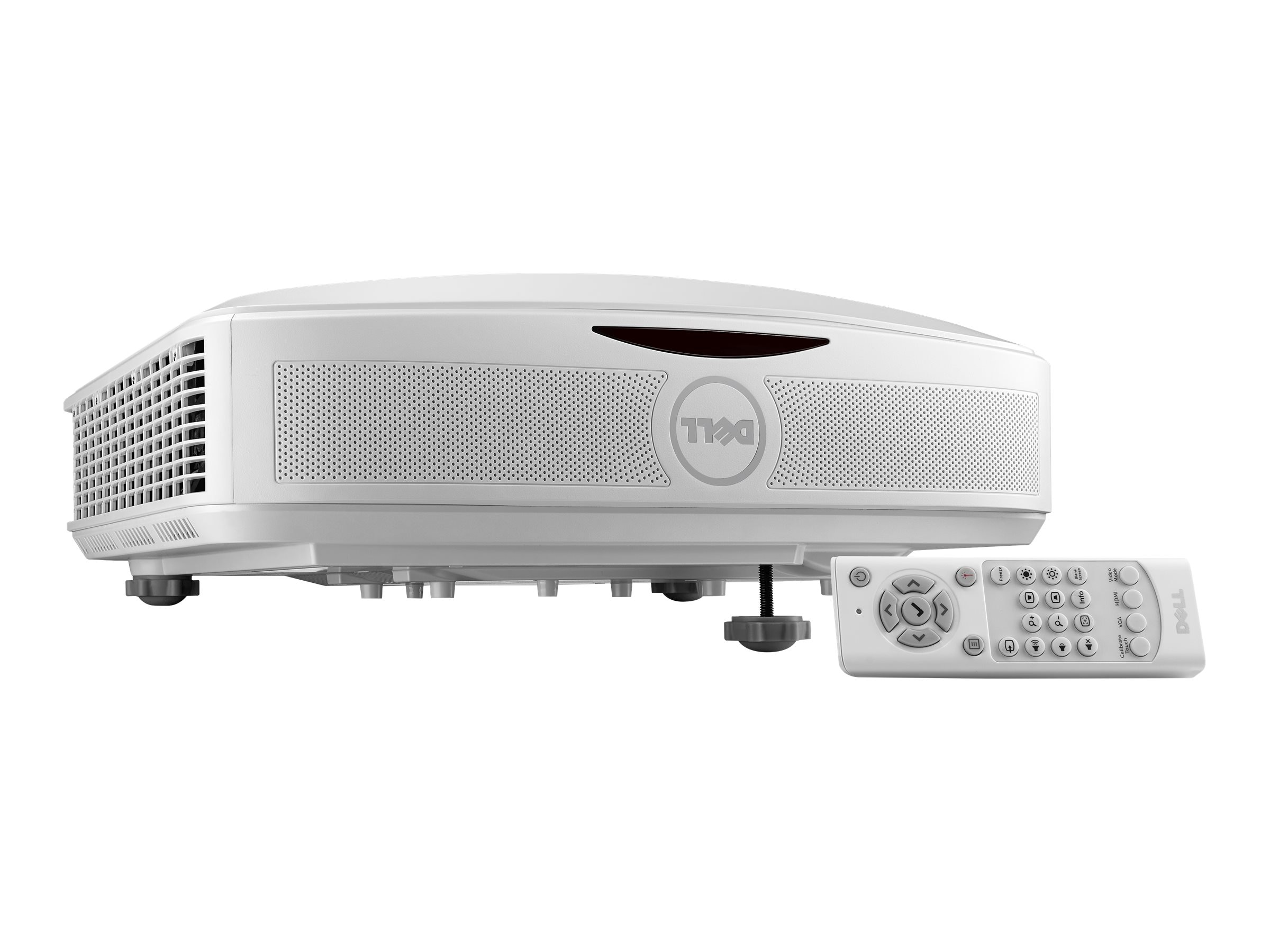 Dell S560P 1080p DLP Projector with Speakers, 3400 Lumens, White, S560P