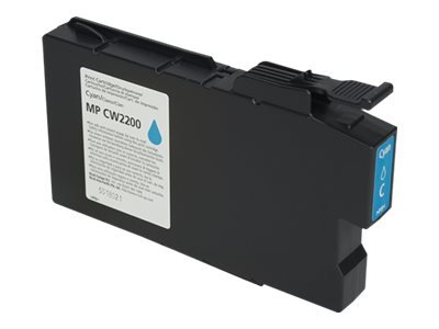 Ricoh Cyan High Yield Ink Cartridge for Aficio MPCW2200SP