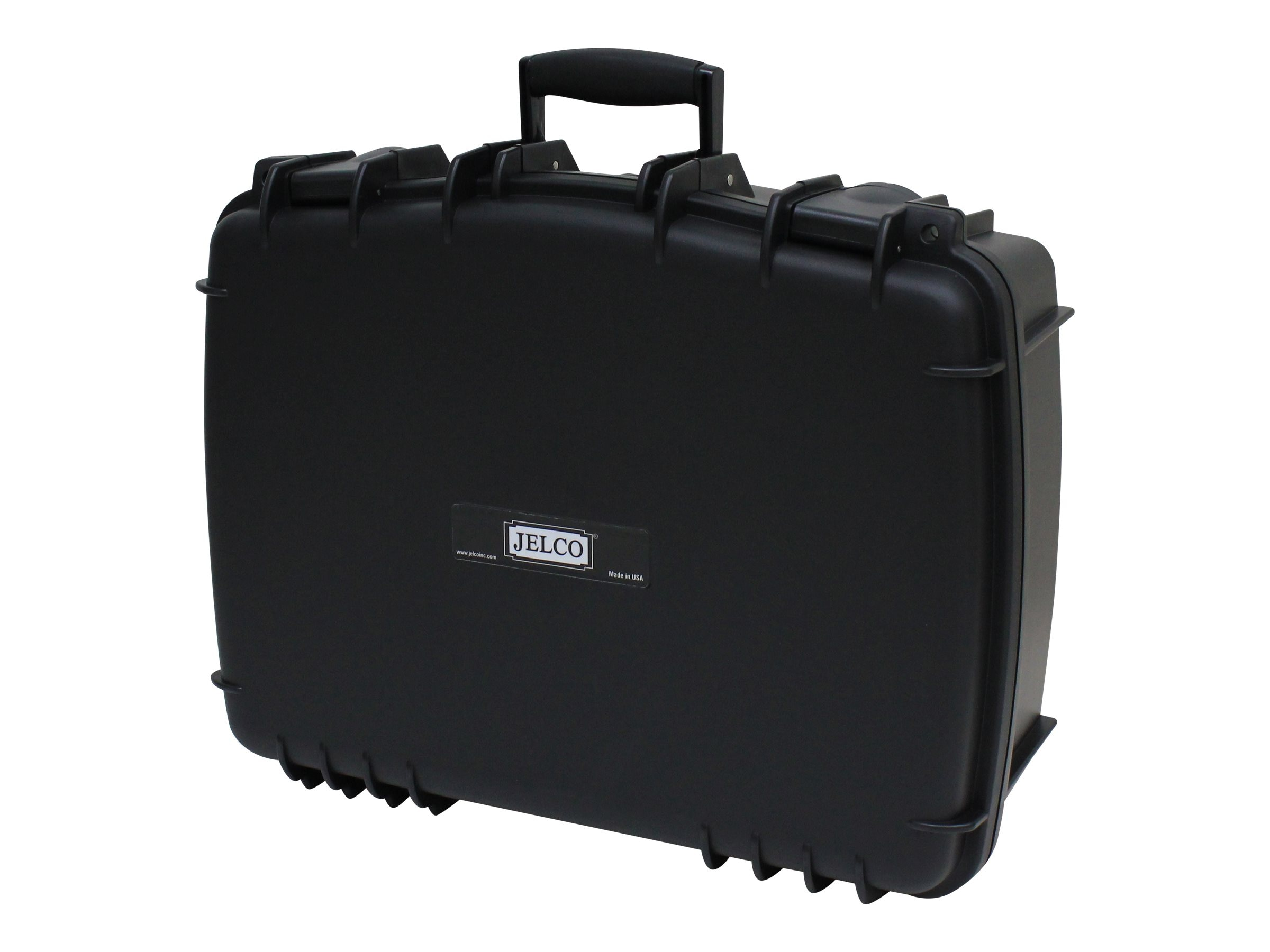 Jelco Rugged Carry Case with DIY Customizable Foam, JEL-13185MF